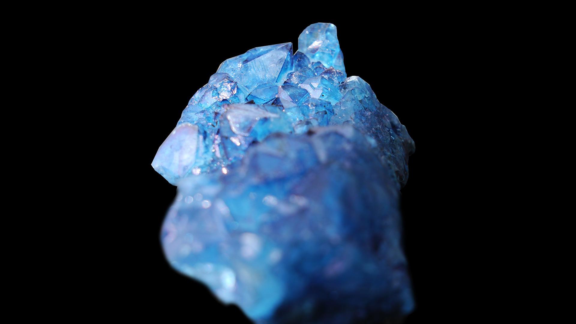 Blaueisenerde - Vivianit - phosphorsaures Eisen