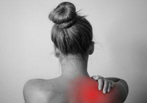 Schulter - Nacken - Schmerz