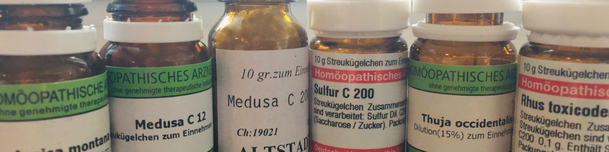 Behandlungshinweise bei Homöopathie