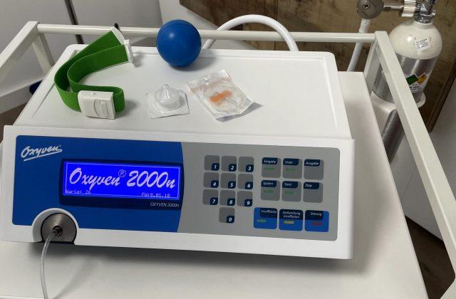 Intravenöse Sauerstofftherapie